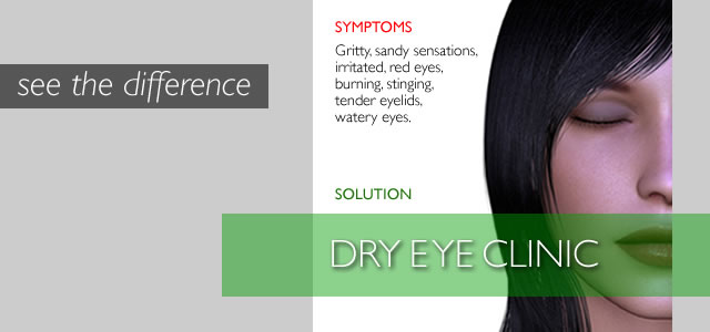Dry Eye Clinic at YourName Optician