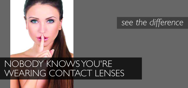 Contact lens opportunities