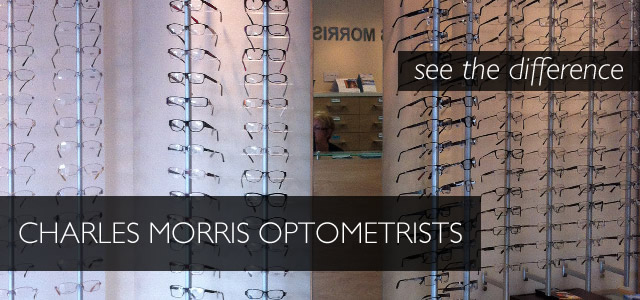 Welcome to Charles Morris Optometrists